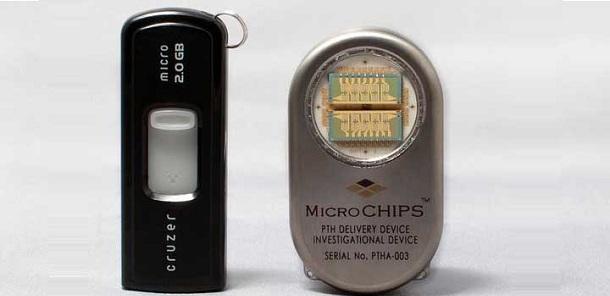 microchip inyecciones