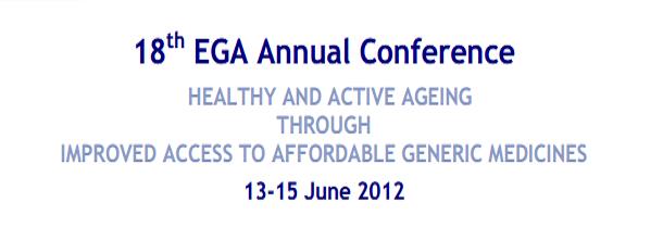 EGA Conferencia medicamentos genéricos