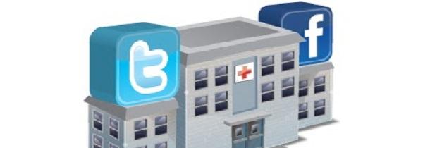 redes sociales medicina