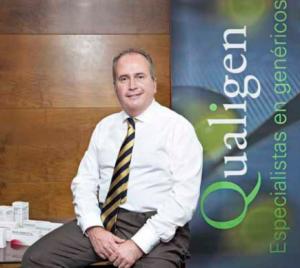 Javier Mercadé, director general de Qualigen.