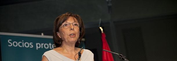 Imagen de Montserrat Almirall, vicepresidenta de STADA