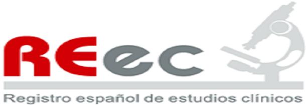 Logo Registro español estudios clínicos