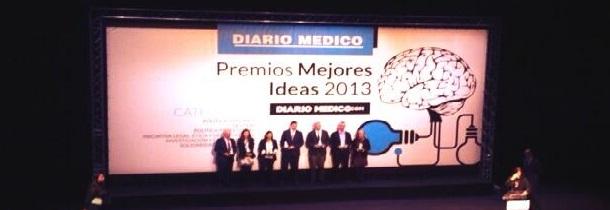 Entrega Premios Mejores Ideas 2013