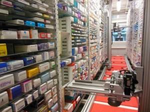distribución medicamentos