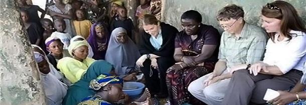 Fundación Bill Gates salud