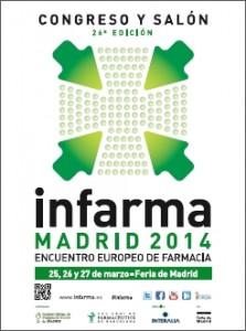 Infarma Madrid 2014, la madurez de un proyecto