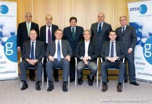 Nueva Junta directiva de AESEG