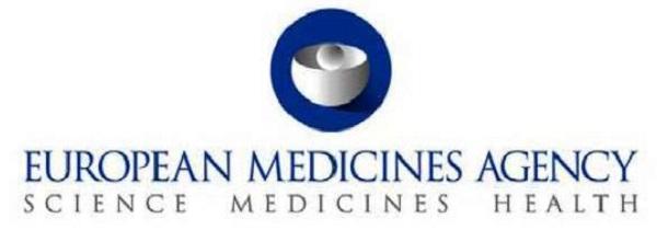 agencia europea del medicamento