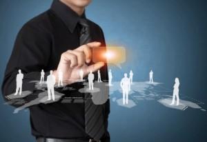 De la comunicación masiva al contacto con las personas