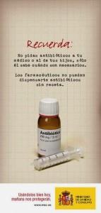 uso prudente antibióticos