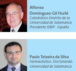 Alfonso Domínguez-Gil Hurlé y Paulo Teixeira da Silva