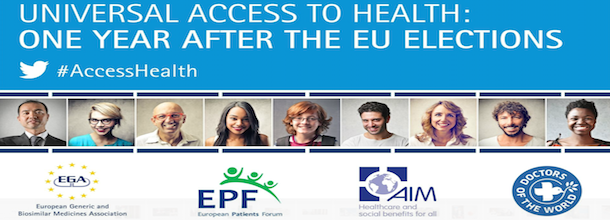 EGA universal access to health