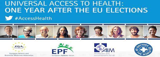 EGA universal access to health