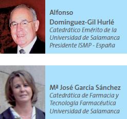 Alfonso Domínguez-Gil Hurlé y Mª José García Sánchez