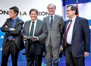 AESEG galardonada  en los IV Premios A Tu Salud