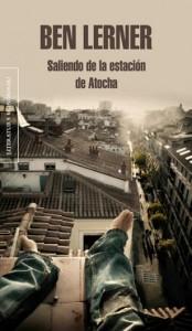 Saliendo de la estación de Atocha, de Ben Lerner