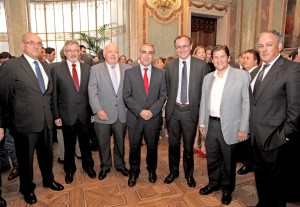 Toma de posesión del nuevo consejero de Sanidad de la Comunidad de Madrid, Jesús Sánchez Martos