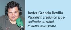 Javier Granda Revilla - Periodista freelance especializado en salud