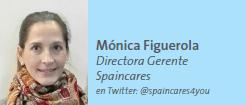 Mónica Figuerola, Directora Gerente Spaincares
