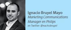 Ignacio Bruyel Mayo Marketing Communications Manager en Philips