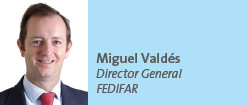 Miguel Valdés Director General FEDIFAR