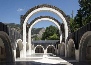 Fotos cedidas por el Taller de arquitectura Ricardo Bofill