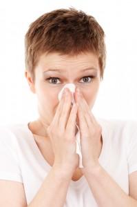 alergia otoño rinitis