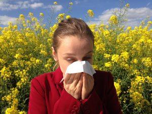 alergias tipicas primavera