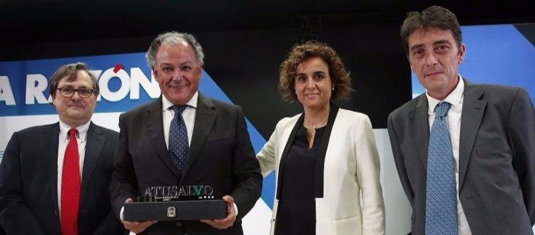 ASESEG Premios ATUSALUD 2017