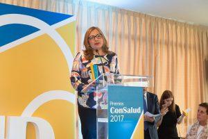 Premios Consalud Marisol Atencio AESEG