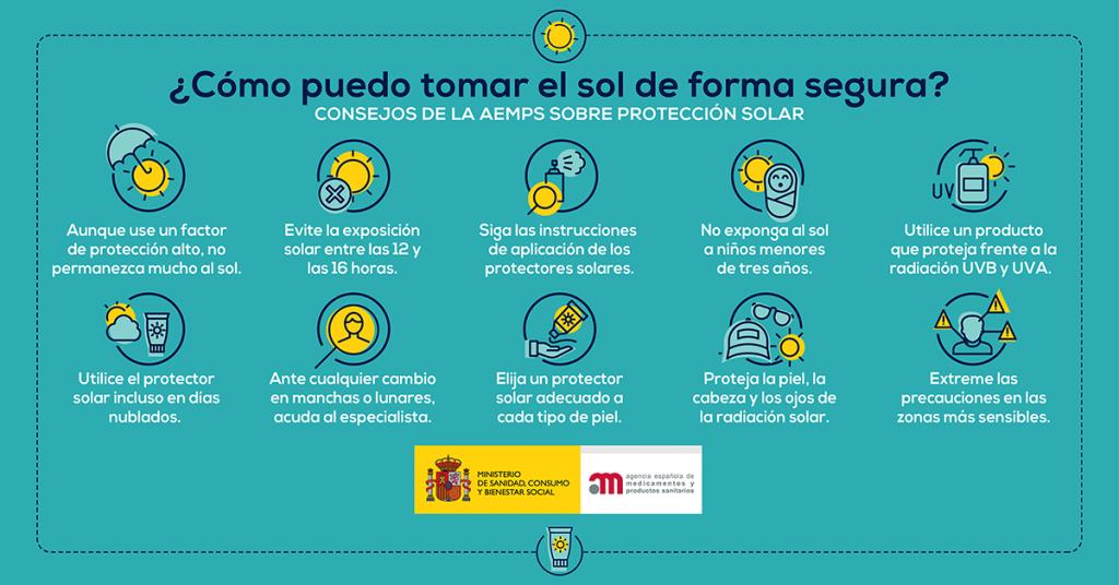 mitos verano - AESEG Asociación Española de Medicamentos Genéricos