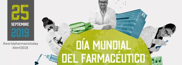 día mundial del farmacéutico - AESEG Asociación Española de Medicamentos Genéricos