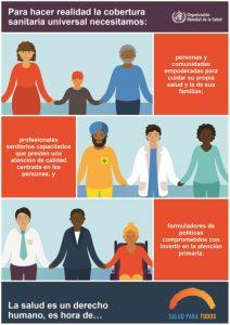 cobertura sanitaria universal - AESEG Asociación Española de Medicamentos Genéricos